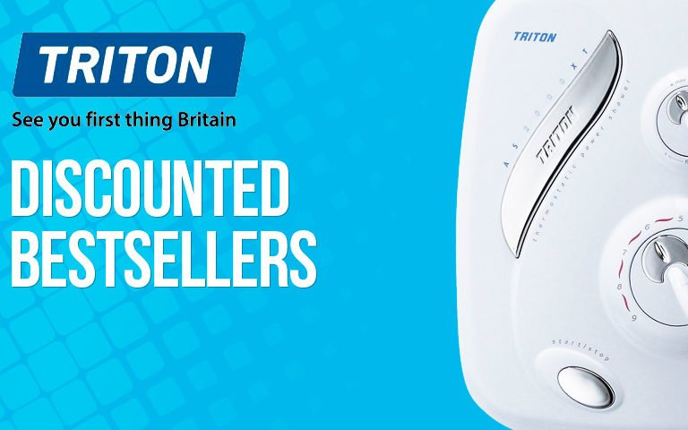 Discounted Triton Showers.