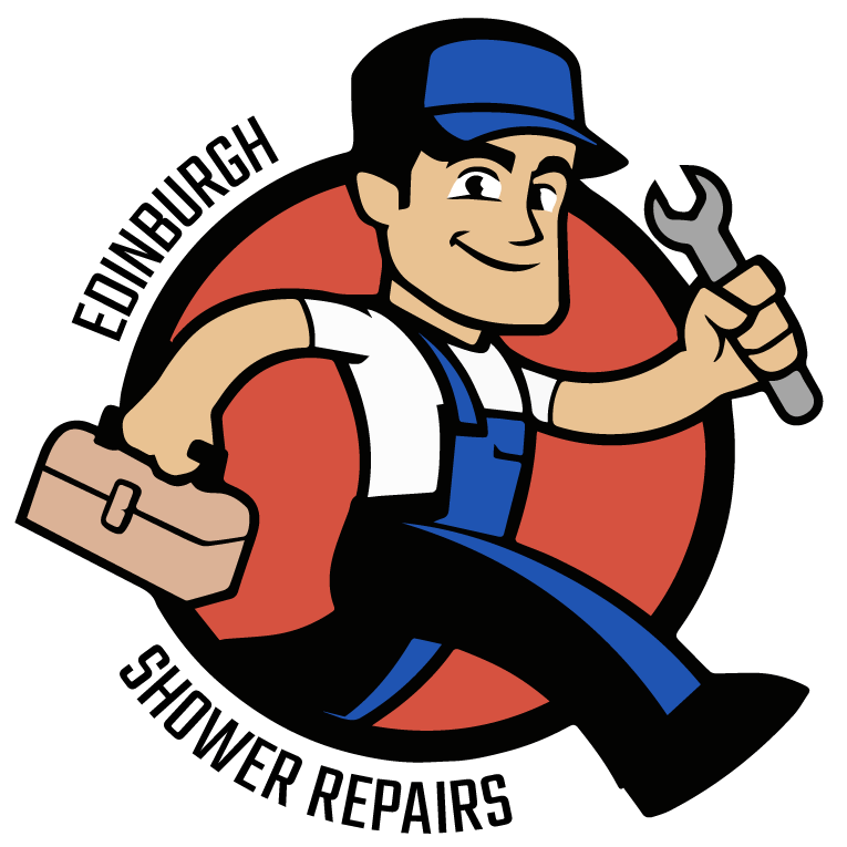 Edinburgh Shower Repairs engineer mascot